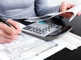 declaración trimestral de IVA en forma electrónica